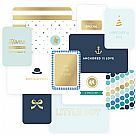 Project Life Specialty Foil Card Pack - Baby Boy