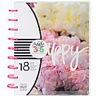 Create 365 18-Month Planner - Peony Florals