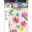 Create 365 Big Planner Covers - April Flowers