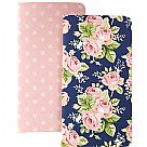 Color Crush Traveler's Planner Notebooks - Floral & Stars