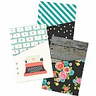 Carpe Diem - Planner Essentials Double Pocket A5 Inserts