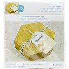 With Love Hexagon Gift Boxes