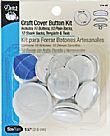 Cover Button Kit-Size 45 1-1/8 Inch 10/Pkg