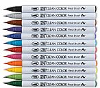 Zig Real Brush 12 Color Set
