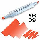 Copic Sketch Marker - YR09 Chinese Orange