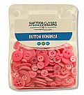 Button Bonanza - Brilliant Pink