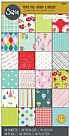 "Sizzix Paper - 6"" x 12"" Cardstock Pad - Merry & Bright"