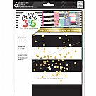 Create 365 Happy Planner Double-Sided Pocket Folders 6Pkg