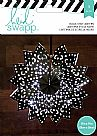 Paper Lanterns - Small - 8 Point - Black