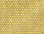 Designer Poster Board - Kraft with Gold Dots
