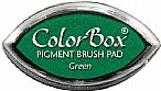Pigment Cat's Eye Ink Pad - Green