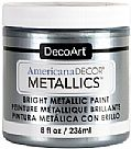 Americana Decor Metallics - Silver