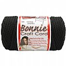 Macrame Craft Cord 6mmX100yd - Black