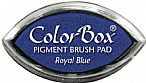 Pigment Cat's Eye Ink Pad - Royal Blue