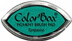 Pigment Cat's Eye Ink Pad - Turquoise
