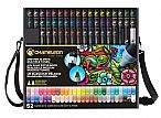 Chameleon Color Tone Pen - 52 Super Set In Case