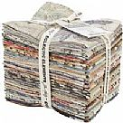 "Eclectic Elements - Tim Holtz 18""X21"" Fat Quarters"