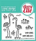 Flamingos Clear Stamps