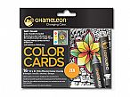 Chameleon Color - Zen Doodles Color Cards