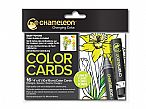 Chameleon Color - Flowers Color Cards
