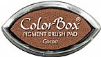 Pigment Cat's Eye Ink Pad - Cocoa