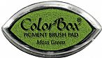 Pigment Cat's Eye Ink Pad - Moss Green
