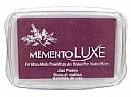 Memento Luxe Ink Pad - Lilac Posies