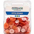 Button Bonanza - Pink
