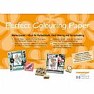 Perfect Colouring A4 Marker Paper Pack 10 Sheets