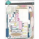 Heidi Swapp Memory Files Kit - Hello Today