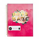 Paislee Paperie Notebook - Boss Babe