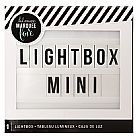 LightBox Collection - Lightbox Mini - White