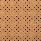 גיליון שעם - DIY Shop Cork Specialty Surface - Polka Dot