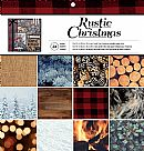 Rustic Christmas - 12X12 Paper Pad