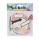 Vicki Boutin - Mixed Media - Cardstock Stickers - Labels