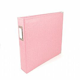 Classic Leather - 12X12 - Pretty Pink