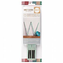 Ruler Studio Collection - Folded Rulers - 9 Inches Mint