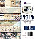 St. Tropez Collection - 6X6 Paper Pad