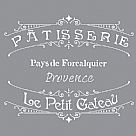 "Americana Decor Stencil 12""x12"" - The French Bakery"