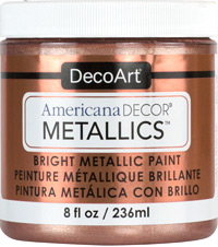 Americana Decor Metallics - Rose Gold