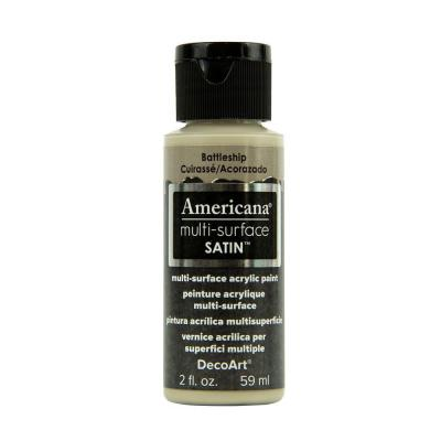 Americana Multi-Surface Acrylic Paint - Battleship