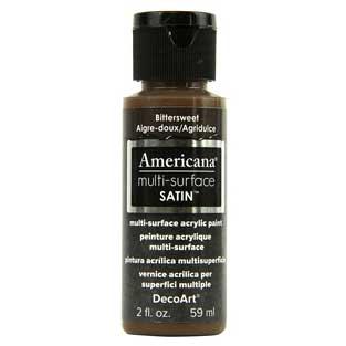 Americana Multi-Surface Acrylic Paint - Bittersweet