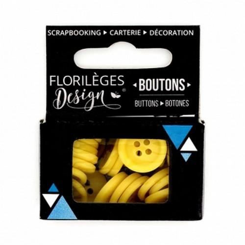 כפתורים - Boutons Mimosa