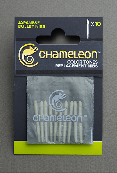 Chameleon Replacement Bullet Nibs