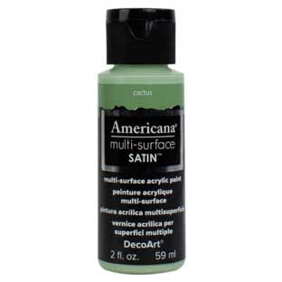Americana Multi-Surface Acrylic Paint - Cactus
