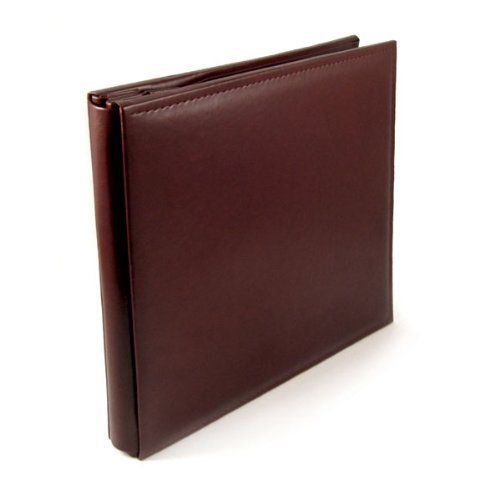 "Classic Leather 12X12"" Album - Cinnamon"