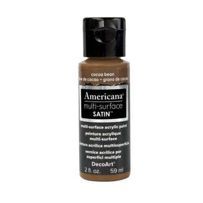 Americana Multi-Surface Acrylic Paint - Cocoa Bean