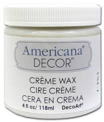 Americana Decor - Creme Wax 118 ml