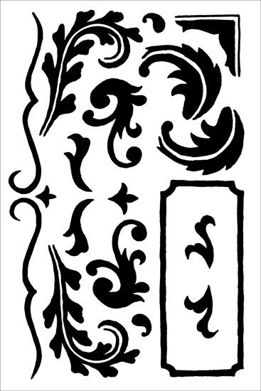 חותמות סיליקון - Clear Stamp - Doodlebug Teen Boy