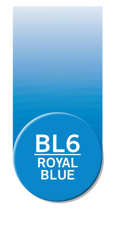 Chameleon Color Tone Pen - Royal Blue BL6